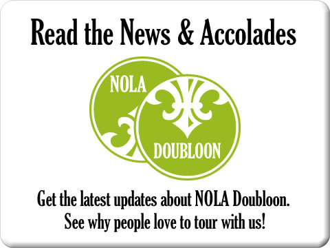 Come to the NOLA Doubloon Saloon